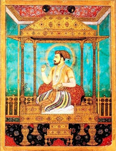 шах джихан на павлиньем троне