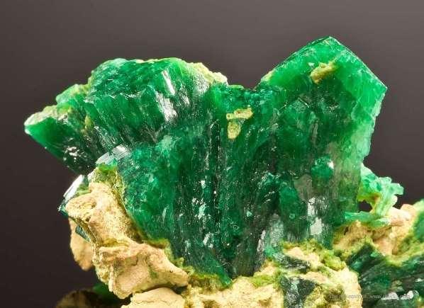 зеленый кварц аметист