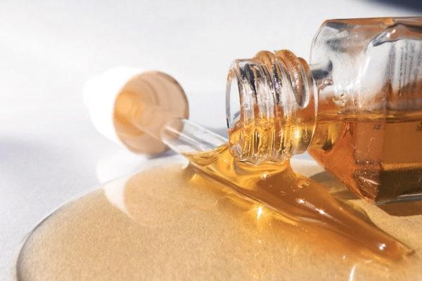 янтарное масло