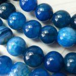 голубой агат фото