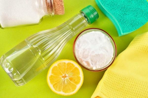 Лимонная и уксусная кислоты