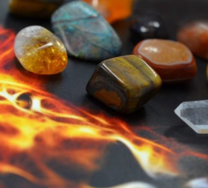 Лев: камни по Зодиаку