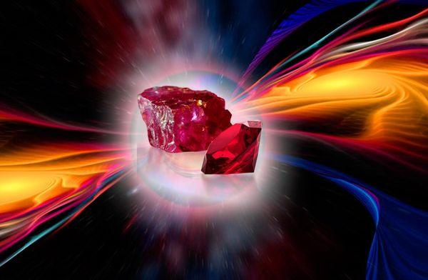 Магическая сила рубина