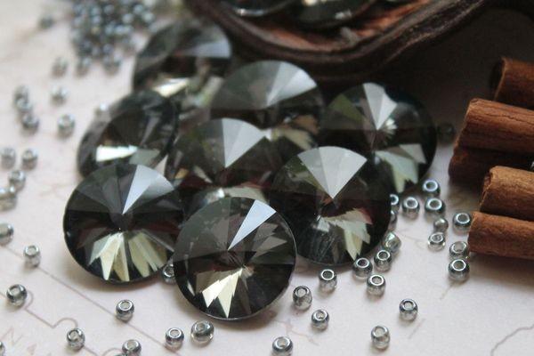 Натуральные черные минералы