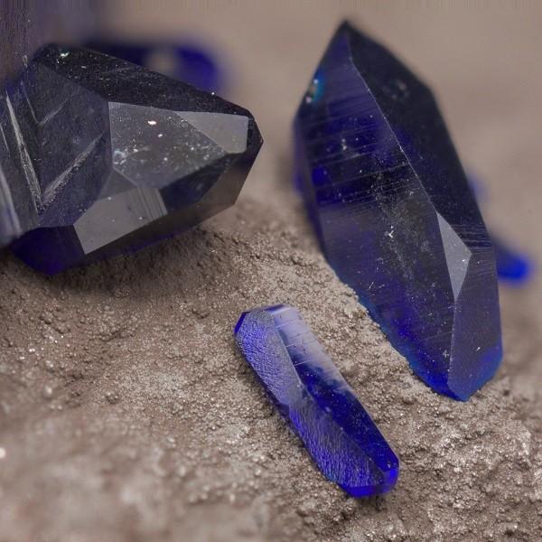Синий азурит