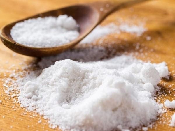 Соль для чистки серебра