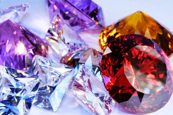 Твердые минералы
