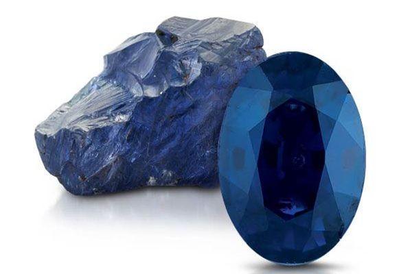 Натуральный и искусственный минерал
