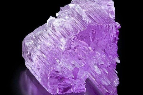 Месторождение минерала