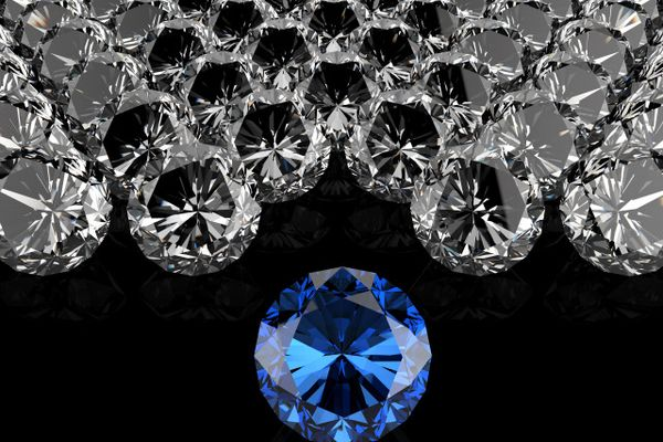 Ценность бриллиантов