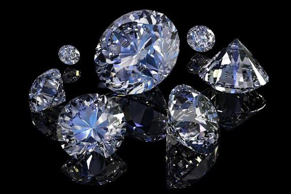 Дорогие алмазы