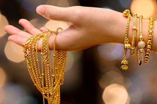 Как почистить цепочку из золота
