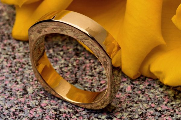 Полировка золотых изделий