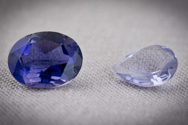 природный кристалл