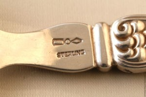 Стерлинговое серебро